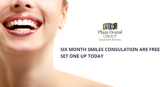 Six Month Smiles Consultation Are Free